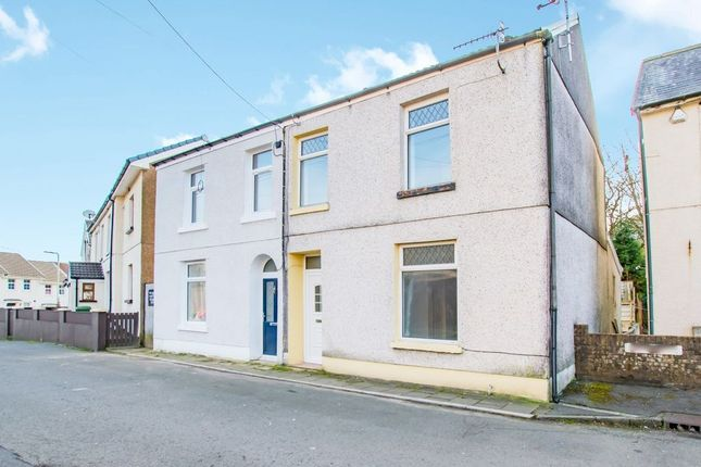 Thumbnail Semi-detached house for sale in Station Road, Hirwaun, Aberdare