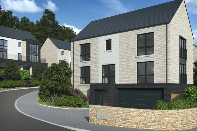 Thumbnail Detached house for sale in The Hawthorn, South Side Ridge, Pudsey Road, Pudsey, West Yorkshire
