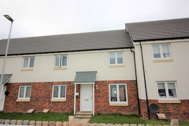 Thumbnail Terraced house for sale in Pikes Pool Drive, Kirkliston