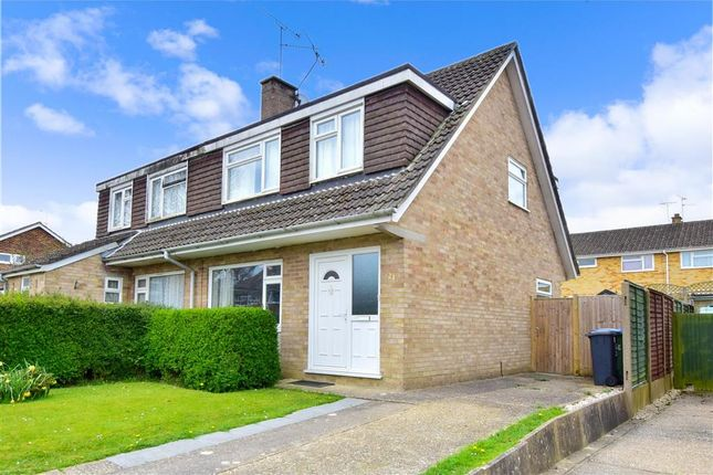 3 bed semi-detached house for sale in Gorse End, Horsham, West Sussex RH12