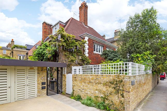 Thumbnail End terrace house for sale in Fernshaw Close, Fernshaw Road, London