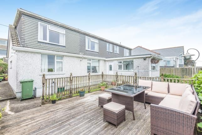 Thumbnail Bungalow for sale in Carbis Bay, St Ives, Cornwall