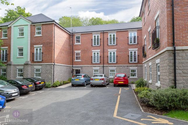 Thumbnail Flat for sale in Temple Road, Bolton