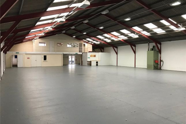 Thumbnail Warehouse for sale in Western Boundary (Air Side), Municipal Airport, Southend-On-Sea, Essex