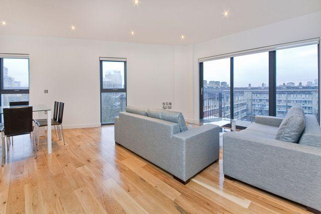 Thumbnail Flat to rent in Salter Street, London