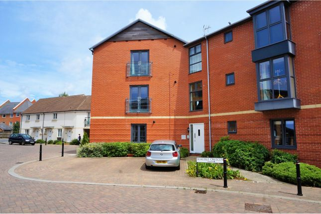 Thumbnail Flat to rent in 42 Seacole Crescent Okus, Swindon