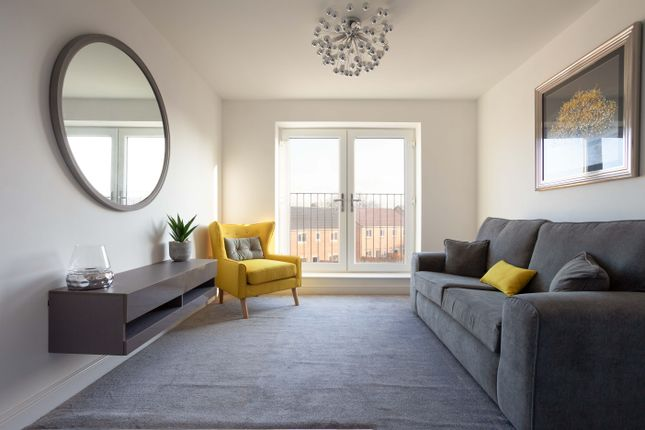 Thumbnail Flat for sale in Coopers Way, Blackpool