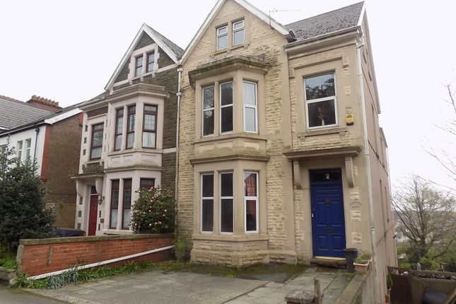 Thumbnail Semi-detached house for sale in Pentyla Baglan Road, Baglan, Port Talbot, Neath Port Talbot.