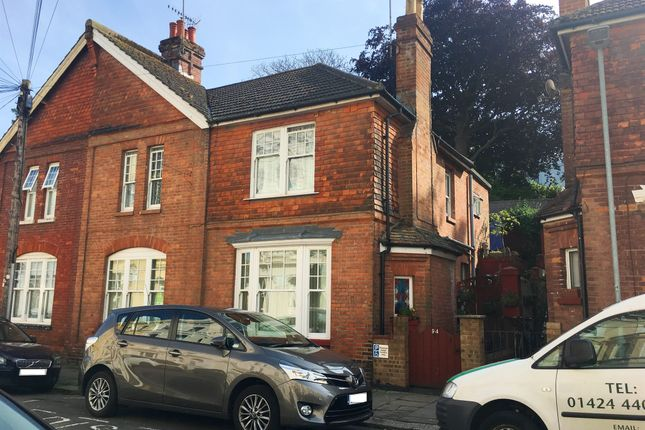 Thumbnail Semi-detached house for sale in Kenilworth Road, St. Leonards-On-Sea