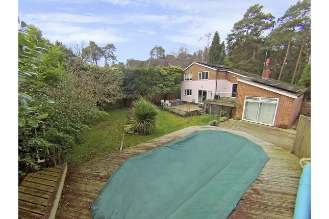 Rear View of Goldney Road, Camberley GU15