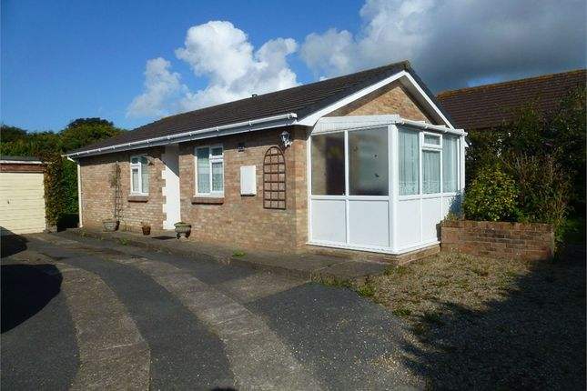 Thumbnail Detached bungalow for sale in Dolwerdd, Penparc, Cardigan, Ceredigion