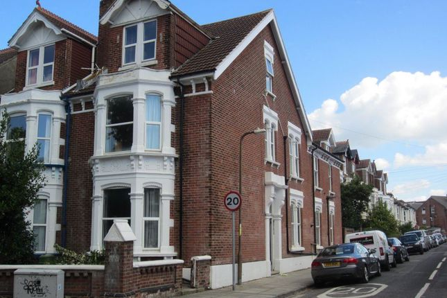 Thumbnail Property to rent in Waverley Road, Southsea