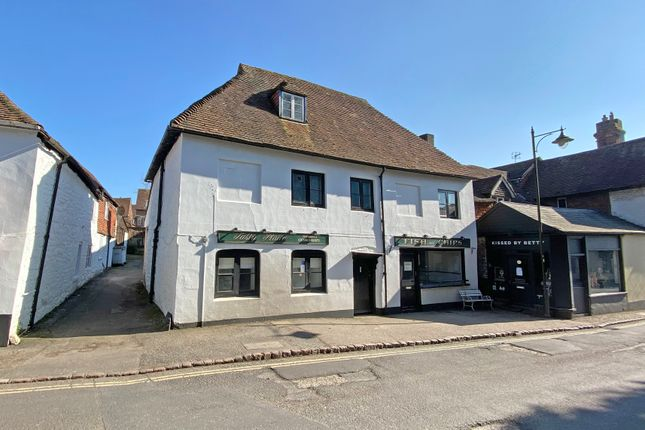Thumbnail Commercial property for sale in Pound Place, Pound Street, Petworth