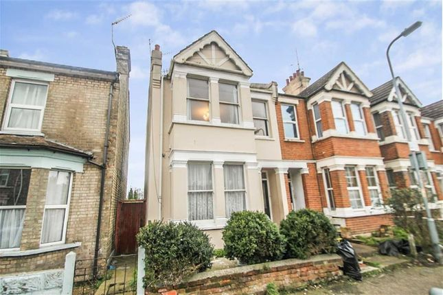 Thumbnail Flat for sale in Meredith Road, Clacton-On-Sea