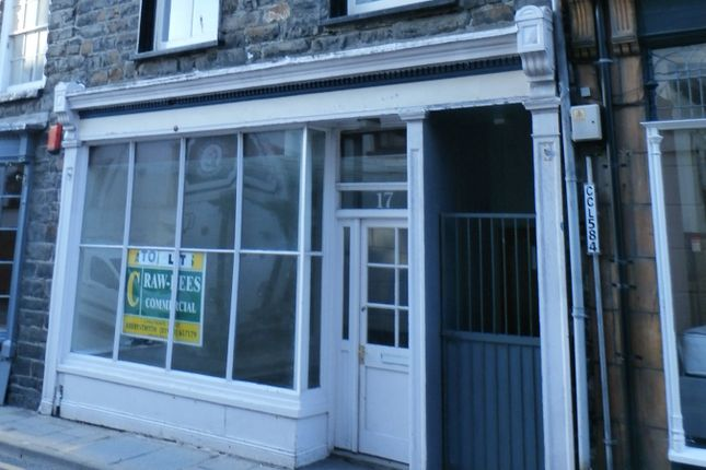 Thumbnail Commercial property for sale in Bridge Street, Aberystwyth