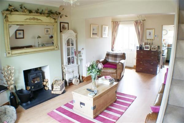 Thumbnail Terraced house for sale in Victoria Terrace, Lanchester, Durham