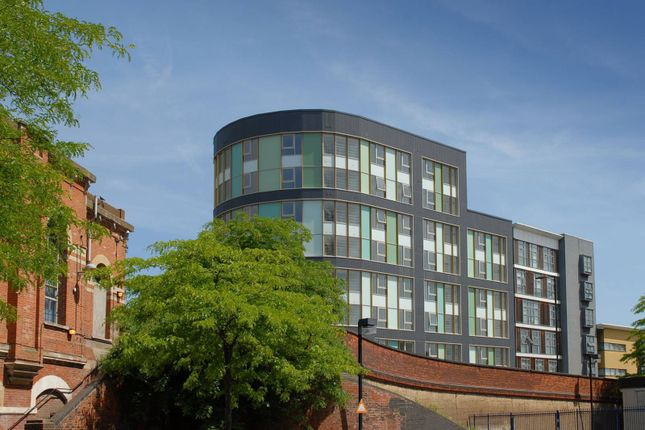 Thumbnail Flat to rent in New Willow House, Stratford, London