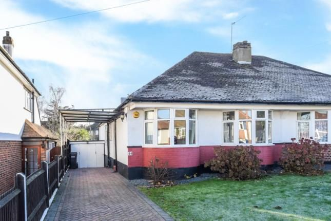 Thumbnail Bungalow for sale in Devonshire Way, Shirley, Croydon