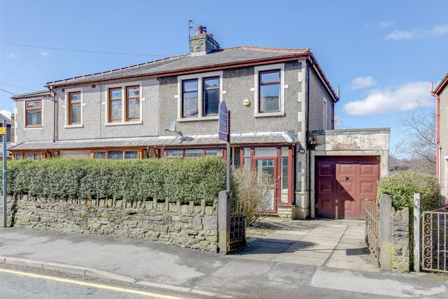 3 bed semi-detached house for sale in Park Road, Waterfoot, Rossendale