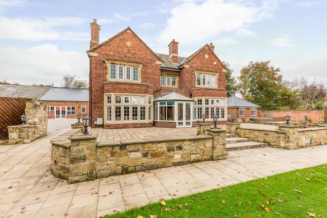 Thumbnail Property for sale in Oaklea, York Road, Scawthorpe, Doncaster, South Yorkshire