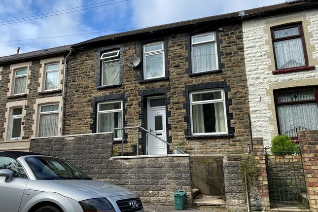 Thumbnail Terraced house for sale in Shady Road, Gelli -, Gelli