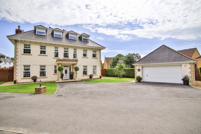 Thumbnail Detached house for sale in Cwrt Ty Gwyn, Llangennech, Llanelli
