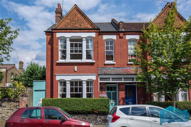 Thumbnail Semi-detached house for sale in Ingram Road, East Finchley, London