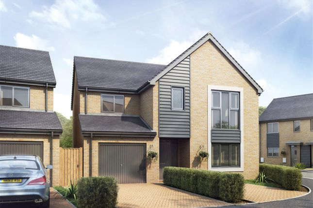 Thumbnail Detached house for sale in 14 Wyatt Close, Dursley