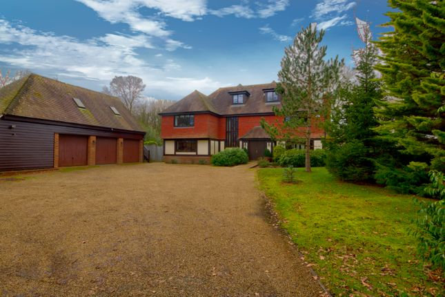 Thumbnail Detached house for sale in Woodchurch, Ashford