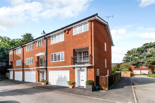 Thumbnail End terrace house for sale in Radnor Close, Henley-On-Thames, Oxfordshire