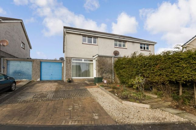 Thumbnail Semi-detached house for sale in 32 Livesey Terrace, Penicuik