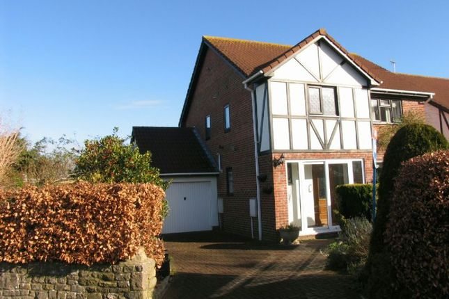 Thumbnail Detached house to rent in Bramley Close, Sandford, Winscombe