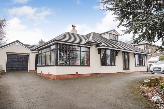 Thumbnail Detached bungalow for sale in Old Lane, Hawksworth, Leeds