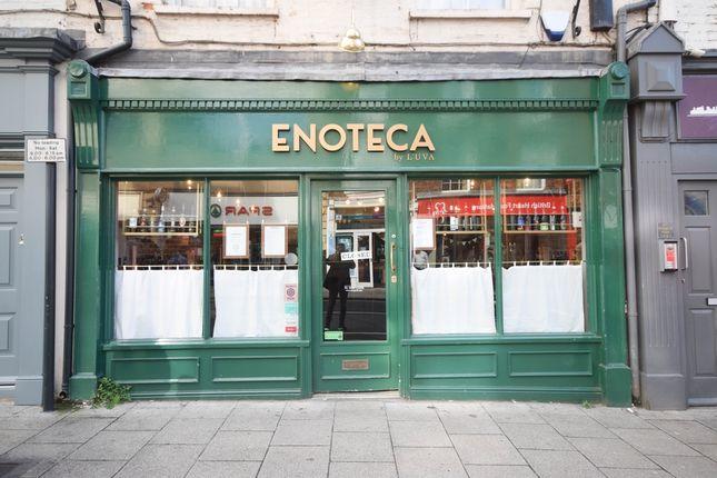 Thumbnail Restaurant/cafe for sale in Bridge Street, York