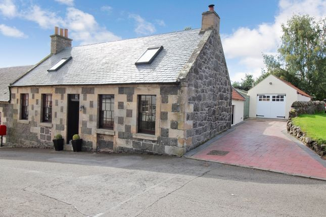 Thumbnail Semi-detached house for sale in School Brae, Letham