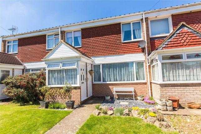 3 bed terraced house for sale in Collet Walk, Parkwood, Rainham