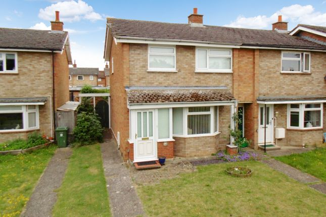 End terrace house for sale in Park View, Blunham