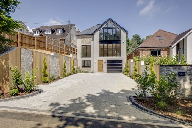 Thumbnail Detached house for sale in Fagnall Lane, Winchmore Hill, Amersham