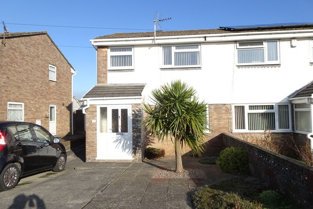 3 bed semi-detached house for sale in Clos Y Deri, Nottage, Porthcawl CF36