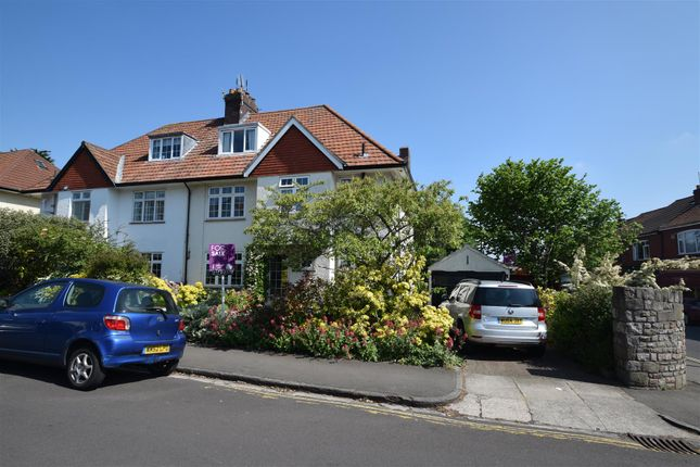 Thumbnail Semi-detached house for sale in Antrim Road, Henleaze, Bristol