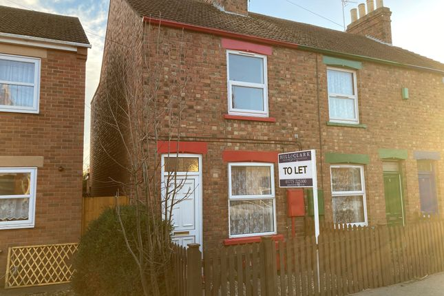 2 bed end terrace house to rent in Pennygate, Spalding PE11