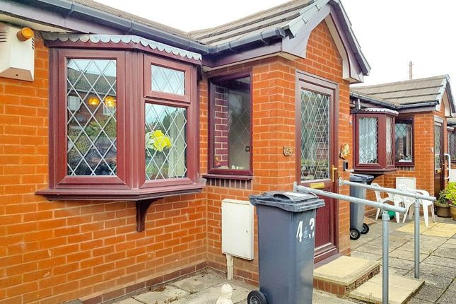 Thumbnail Bungalow for sale in Old Park Road, Wednesbury, West Midlands