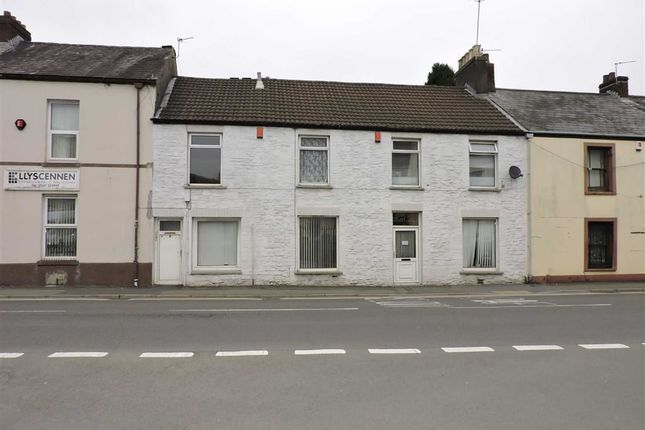 Thumbnail Flat for sale in Barn Road, Carmarthen