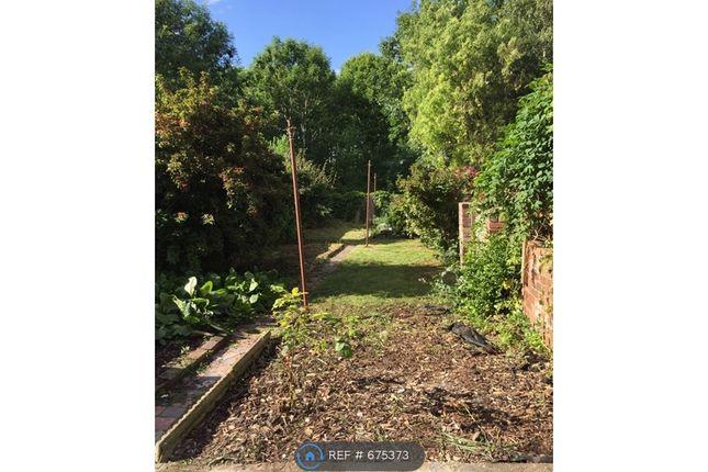 Garden of Somerset Road, Knowle, Bristol BS4
