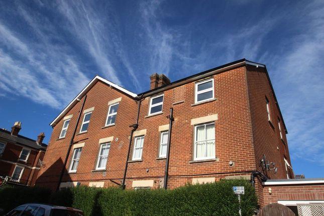 Thumbnail Flat to rent in Wyndham Road, Salisbury