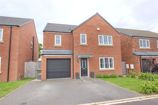 Thumbnail Detached house for sale in The Willows, Marske-By-The-Sea, Redcar