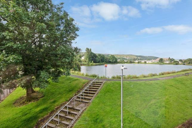 View From Lounge of Murdieston Street, Greenock, Inverclyde PA15