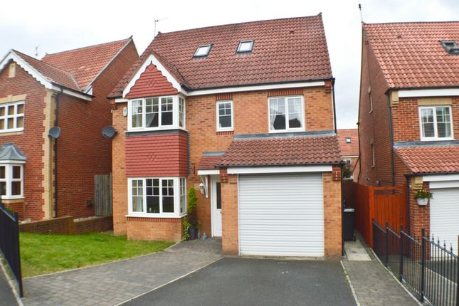 Thumbnail Detached house to rent in Towneley Court, Castlefields