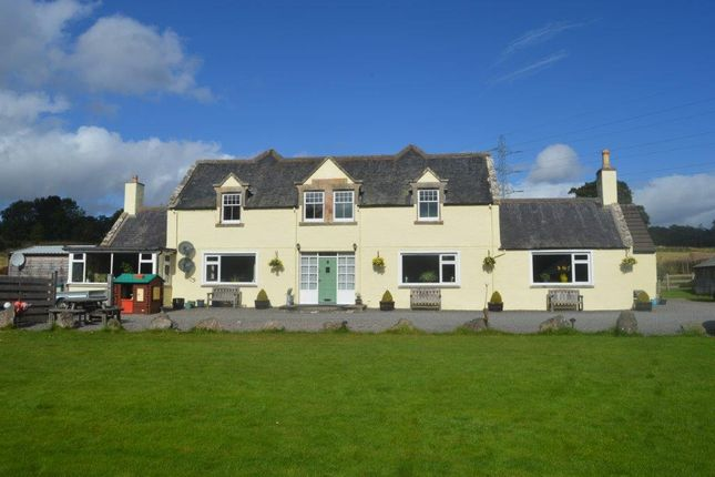 Thumbnail Detached house for sale in Cuillich, Ardross, Alness