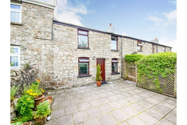 Thumbnail Terraced house for sale in Mount Pleasant, Abergavenny
